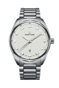 Favre-Leuba Chief Sky Chief Date Watch 00.10201.08.21.20