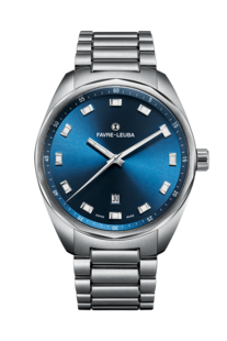 Favre-Leuba Chief Sky Chief Date Watch 00.10201.08.51.20