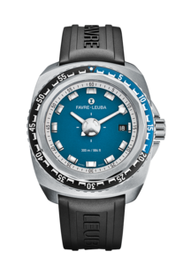 Favre-Leuba Raider Deep Blue Watch 00.10106.08.52.31
