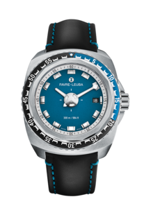 Favre-Leuba Raider Deep Blue Watch 00.10106.08.52.41